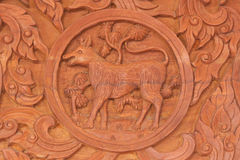Signe chinois d'animal de zodiaque de Dgg Image libre de droits