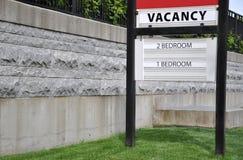 Signe d'offre d'emploi photos stock