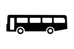 signe de bus Image stock