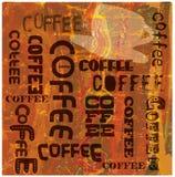 Signe de café Photos stock