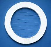 Signe de cercle Photographie stock
