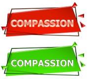 Signe de compassion illustration libre de droits