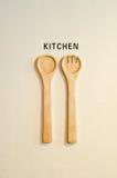 Outils de cuisine image libre de droits