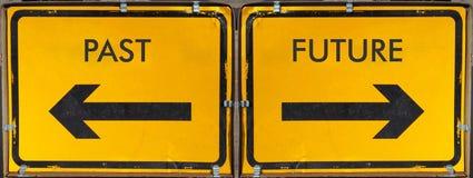 Signe de flèche de direction Photos libres de droits