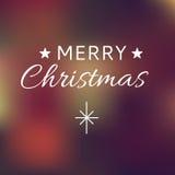 Signe de Joyeux Noël illustration libre de droits