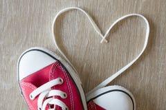 Signe de l'amour Photographie stock libre de droits