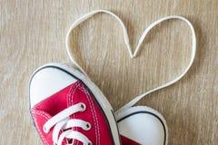 Signe de l'amour Images libres de droits