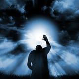 Signe de la foi Image libre de droits