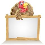 Signe de la Turquie Photo stock