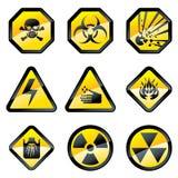 Signe de laboratoire Illustration Stock