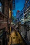 Signe de Newyorkais Photos libres de droits