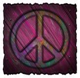 Signe de paix, symbole Images stock