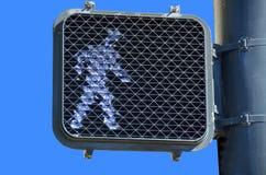 Signe de passage piéton photos libres de droits