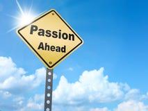 Signe de passion illustration de vecteur