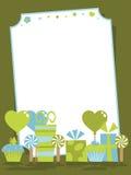 Signe de réception Image libre de droits