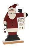 Signe de Santa Images stock