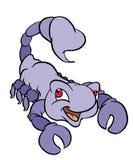 Signe de Scorpion illustration de vecteur