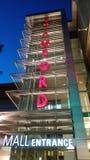 Signe de Stamford le Connecticut Images libres de droits