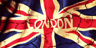 Signe de ville de Londres Image stock
