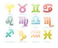 Signe du zodiaque Photos libres de droits