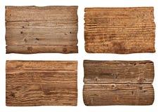 Signe en bois Photo libre de droits