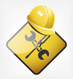 Signe en construction