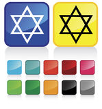 Signe judaïque Photographie stock