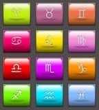 signe le zodiaque Image libre de droits