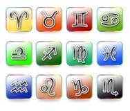 signe le zodiaque Photo libre de droits