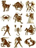 signe le zodiaque Image stock
