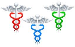 Signe médical. Image stock