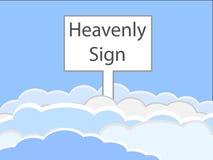 Signe merveilleux illustration de vecteur