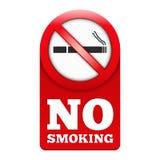 Signe non-fumeurs Images libres de droits