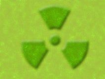 Signe nucléaire illustration de vecteur