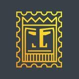 Signe sous forme de roi illustration libre de droits