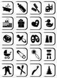 Signes de chéri. Vecteur Image libre de droits