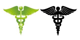 Signes médicaux Photo stock