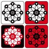 Signes ou symboles géométriques Photo stock