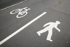 Signes urbains Image libre de droits