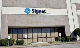 Signet Advertizing Company, Memphis, TN Photographie stock