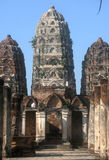 Significant historical complex, Sukhothai Stock Images