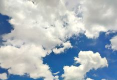 Signification du ciel Images stock