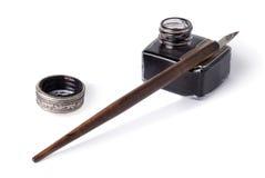 Significato per scrittura Fotografie Stock Libere da Diritti