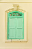 The signle window for design or decorate project. Royalty Free Stock Photos