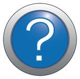 Signo de interrogación. Imagen de archivo libre de regalías
