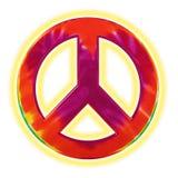 Signo de la paz Foto de archivo libre de regalías