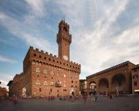 Signoina Firenze, Toscana di della di Piaza Fotografia Stock