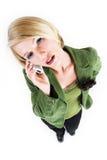 Signora #1 di affari Fotografia Stock Libera da Diritti