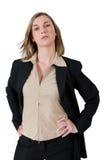 Signora #118 di affari Fotografia Stock