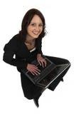 Signora #60 di affari Fotografia Stock Libera da Diritti